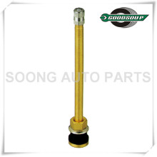 TR574 Brass Tubeless Truck and Bus Tire Valves