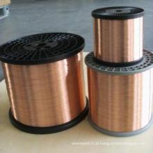 Fio de cobre de 0.10-3.0mm CCAM para o cabo