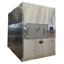 Industrial Vacuum Microwave Dehydrating Sterilizing Equipment Food Grade Stainless Steel Microwave Heating Electric Heating 100