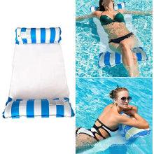 aqua 4-in-1 monterey hammock inflatable pool Outdoor Swimming Pool Inflatable Float lounge chair Water Hammock