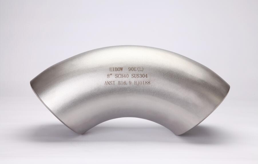 Butt Welded Elbow
