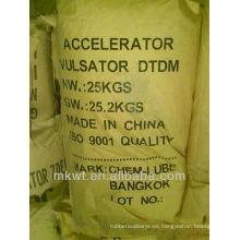Productos químicos de goma acelerador DTDM, CAS NO.:103-34-4