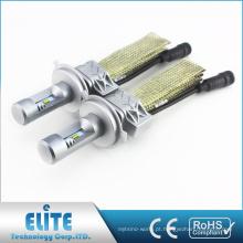 O carro por atacado h4 da fábrica de Guangzhou conduziu bulbos do farol com CE ROHS