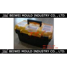 Molde personalizado da caixa de ferramentas de Injectionplastic