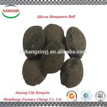 El productor de ferromanganeses de China suministra una buena ferroaleación de manganas de silicio