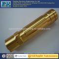 Custom high precision top grade cnc machining flashlight casing