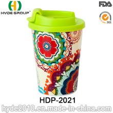 New Type Double Wall Travel Coffee Mug (HDP-2021)