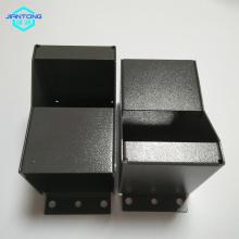 Коробка листового металла изготовления для применения электрона