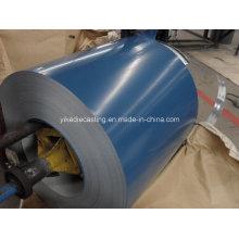 Hoja de acero galvanizada INMERSIÓN caliente / bobina de acero para la construcción