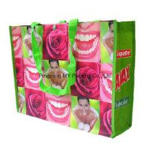 Experienced Manufacturer Supermarket Shopping Matt Laminated PP Non Woven Bag