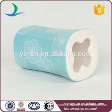YSb40067-01-th azul barato banheiro sanitárias toothbrush titular