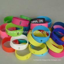 Elostomer LSR Liquid Silicone Smart Watch Bracelet (LSR)