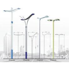 Alta calidad doble brazo tipo luz pole