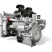 High quality 500kw natural gas generator with MAN