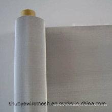 Tissu de maille de fil d'acier inoxydable pour le filtre