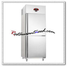 R291 2 Doors Luxurious Fancooling Refrigerator/Freezer