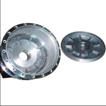 Caixa de proteção de engrenagem de fundição em alumínio