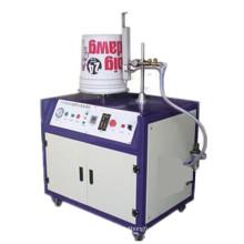 Máquina de tratamento de chama de garrafa simples uma estação