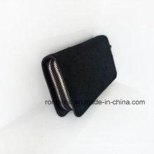 Brand Designer Lady Fur Leather Wallet Genuine Purse (NMDK-501-1B)