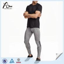 Man Wholesale Plus Size Custom Spandex Running Pants