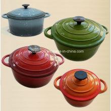 Cast Iron Cookware Set