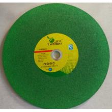 355X2.5X25.4mm grüne Farbe Trennscheiben