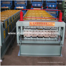 Color Coated Steel Roll Forming Production Line