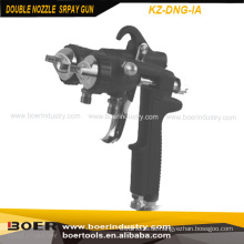 New Model Double Nozzle Multifunktions-Spritzpistole