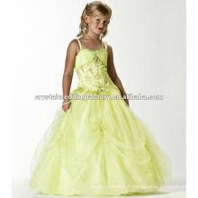 Nouvelle robe à billes bordée à la robe à la robe à la mode