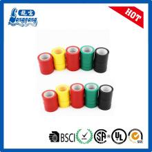 Fitas de isolamento de PVC preto