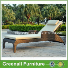 Patio Furniture Rattan Garden Lounge Chaise