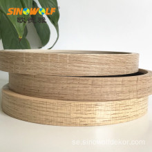 2,0 mm miljöskydd ABS Woodgrain Edge Banding