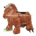 Cheval animaux Rider Coin Operated Machine