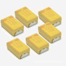 СМД 220 конденсатор тантала Tmct02