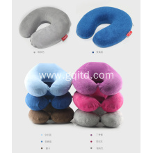 U-sharp neck protection support pillow