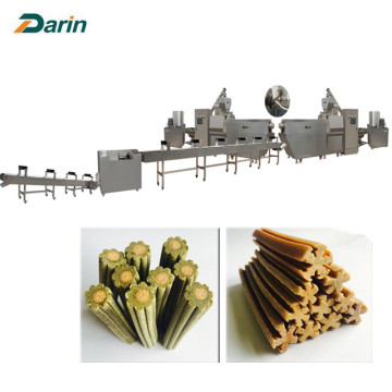 Dog Snacks Chews Machinery / Máquinas de extrusión de alimentos
