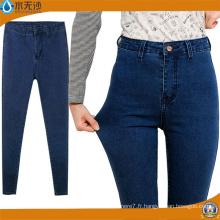 Jeans de denim droit
