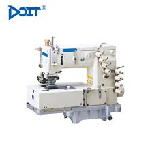 """DT1508P 1/4 """"aguja de control plano de la máquina de coser de la cerradura precio Chainstitch beltloop máquina de coser"""
