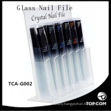 personalized glass nail file wholesale as seen on tv nail file