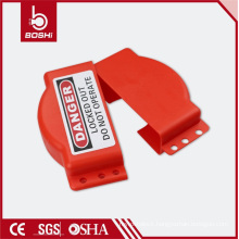 Safety Adjustable Durable Polypropylene Gate Valve Lockout Bd-F16