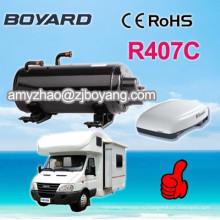 Роторные компрессоры Boyard rv крышечный кондиционер для каравана