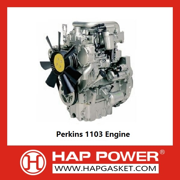 HAP-PKS-OS-008 Perkins 1103 engine