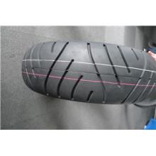 Neumático de motocicleta sin cámara 160 / 60-17 a la venta