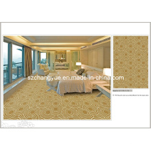 High Quality Inkjet Nylon Wall to Wall Hotel Carpet