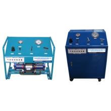 Ölfreier Oilless Air Booster Gas Booster Hochdruckverdichter Füllpumpe (Tpds-60)