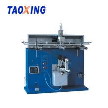 CE и Semi Автоматическая большие мусорные цилиндрический экран печатная машина