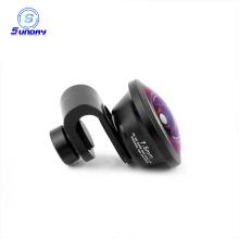 Objectif Fisheye de 7,5 mm pour objectif de téléphone portable