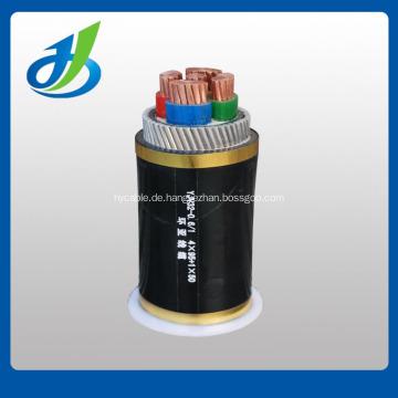 XLPE isolierte Stromkabel mit Nennspannungen von bis zu 35 kV