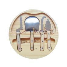Cheese Board Tool Set Set de planches à découper au fromage