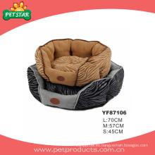 Venta caliente interior casa de perro cama (yf87106)